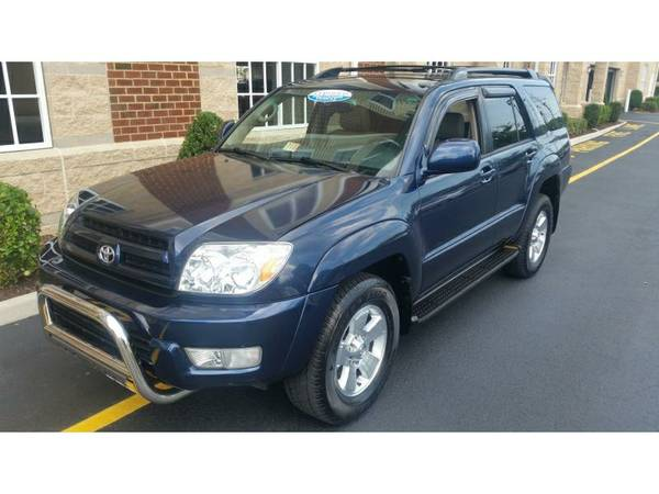 2005 TOYOTA 4RUNNER LTD 4WD,1st Time Buyers, Good/Bad/No Credit