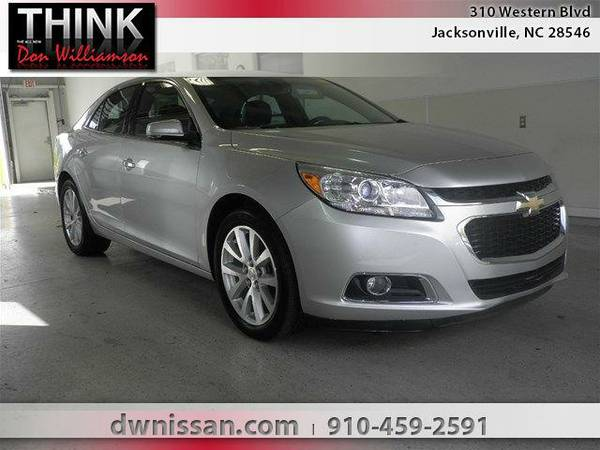 2016 *Chevrolet Malibu Limited* LTZ - Good Credit or Bad Credit!