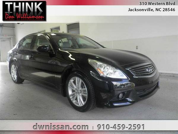 2010 *Infiniti G37* Journey - Good Credit or Bad Credit!