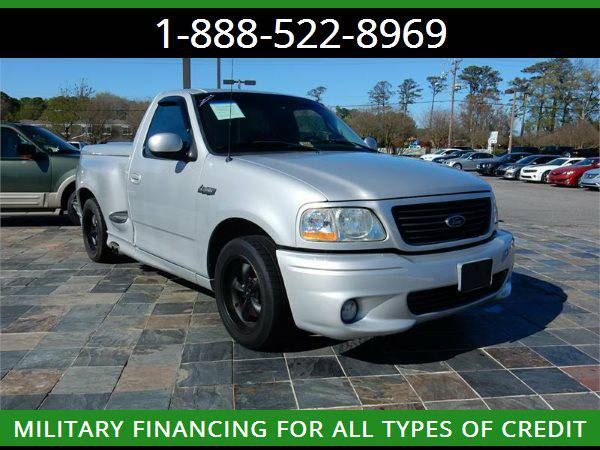 2002 FORD F150 SVT LIGHTNING --MILITARY $O DOWN FINANCING!_ALL CREDIT
