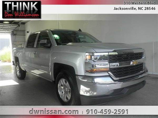 2016 *Chevrolet Silverado 1500* LT w/1LT - Good Credit or Bad Credit!
