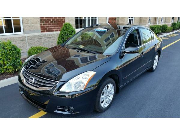 2012 NISSAN ALTIMA 2.5,1st Time Buyers, Good/Bad/No Credit