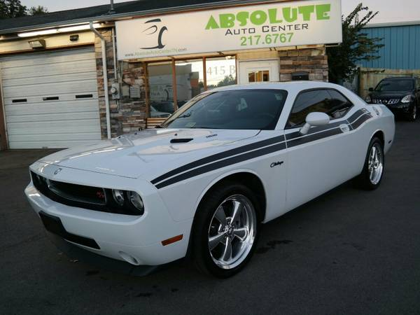 2010 *Dodge* Challenger R/T HEMI