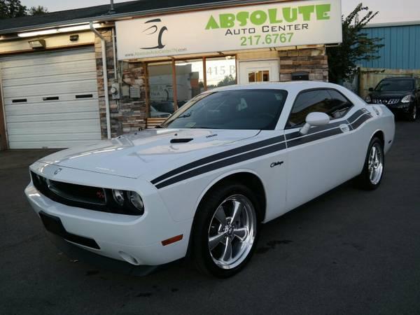 2010 *Dodge* Challenger R/T HEMI
