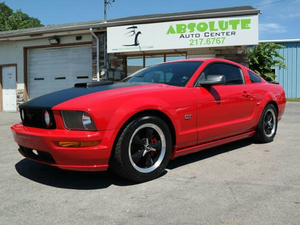 2007 *Ford *Mustang* GT* Series* 1 Modular Powerhouse