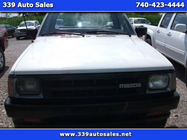 1988 Mazda B-Series B2600 Reg. Cab Short Bed 4WD