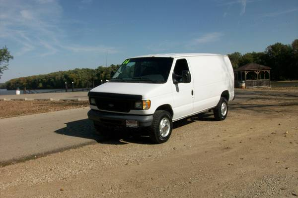 2006 Ford E250 Cargo Van Guaranteed Financing