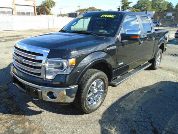 2013 *Ford* *F-150* *F 150* *F150* XLT SuperCrew 6.5-ft. Bed 4WD -&#12