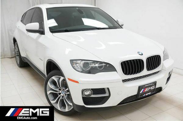 2014 *BMW* *X6* xDrive 35i w/ Navi -🚘