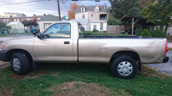 Toyota Tundra 2006 LONG BED