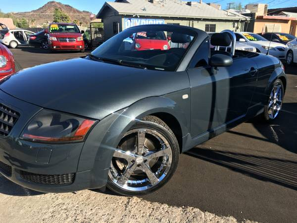 2004 Audi TT Roadster 1.8L Turbocharger* LOW 85K MILES * ONLY $7999 *