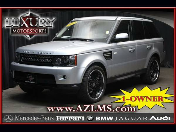 2013 Land Rover Range Rover Sport HSE LUX .... Very Nice .... Must See