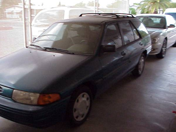 1994 Ford Escort XL Station Wagon 76k miles