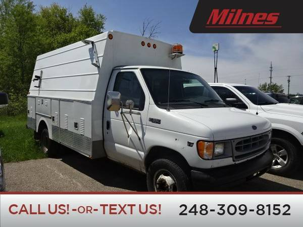 2002 Ford Econoline Commercial Cutaway Econoline Commercial Cutaway...