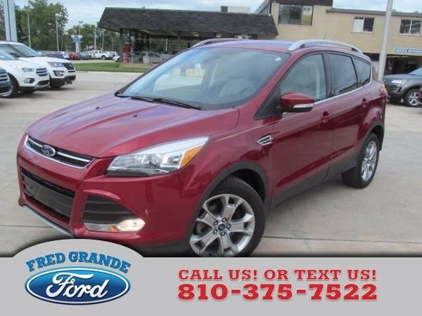 2014 Ford Escape FWD Titanium