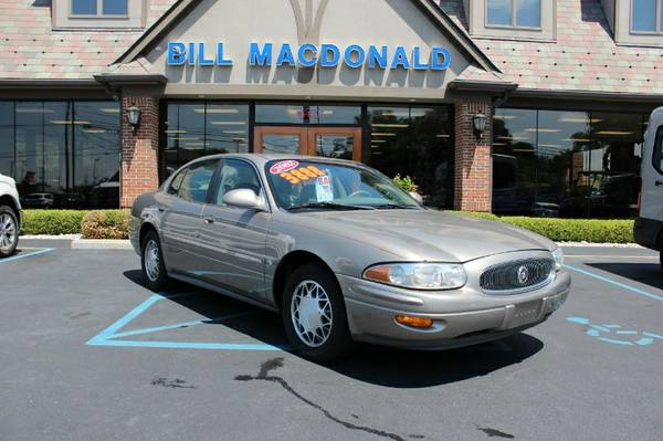 2002 Buick Lasabre Limited