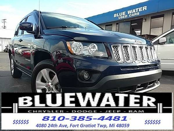 2014 *Jeep Compass* Latitude - Blue