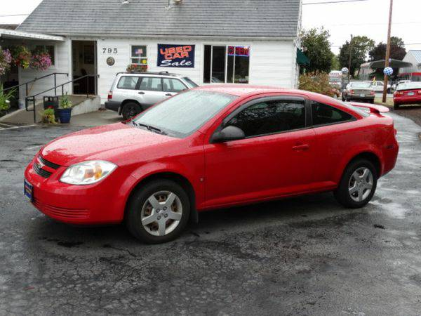 2007 *Chevrolet* *Cobalt* 2dr Cpe LS ( Fast & Friendly Service )