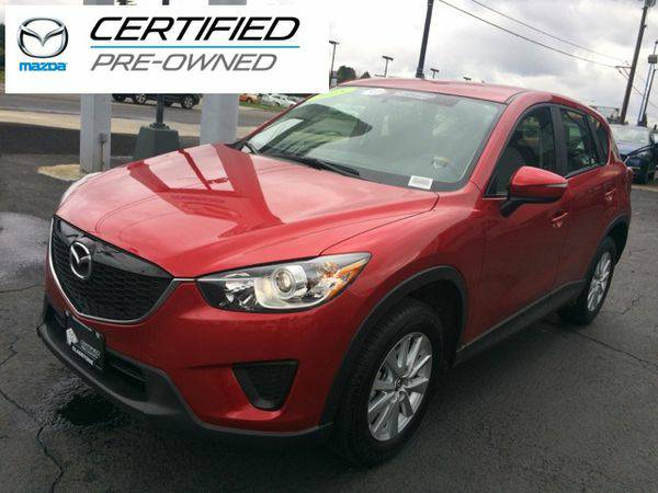 2015 *Mazda* *CX-5* Sport ( Easy Financing Available )