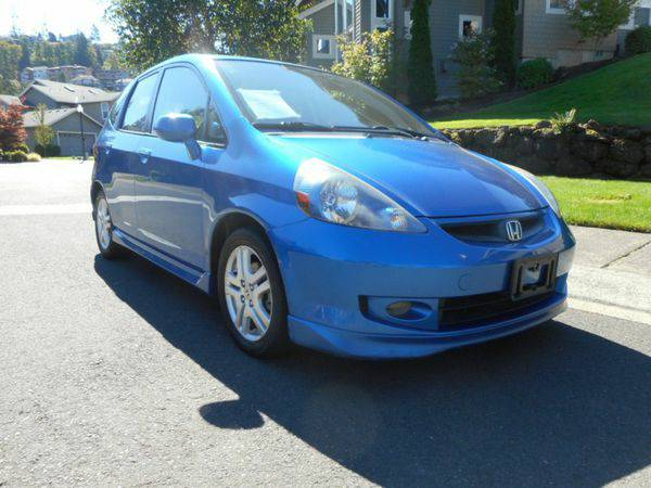 2008 *Honda* *Fit* 5dr HB Auto Sport - CALL / TEXT 📱 TODAY!!