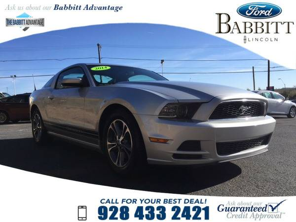 *2014* *Ford Mustang* ** Silver