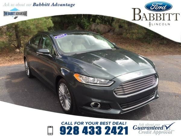 *2015* *Ford Fusion* *Titanium* Guard