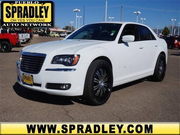 2014 *Chrysler* *300* *300S* 4WD Leather Seats Truck SUV Bluetooth 14