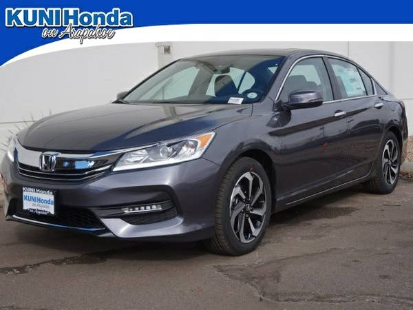 2016 Honda Accord Sedan EX w/Honda Sensing - 0% up to 60 months -Exp...