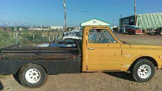 71 Chevy 1/2 Ton