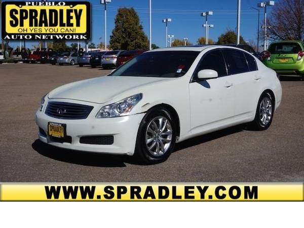 2007 *Infiniti* *G35 Sedan* 3.5L Leather Seats Truck SUV 07
