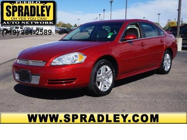 2013 *Chevrolet* *Impala* *LT* V6 3.6L One Owner CARFAX Coupe SUV 13