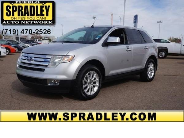 2010 *Ford* *Edge* *SEL* V6 3.5L Leather Seats Truck SUV 10