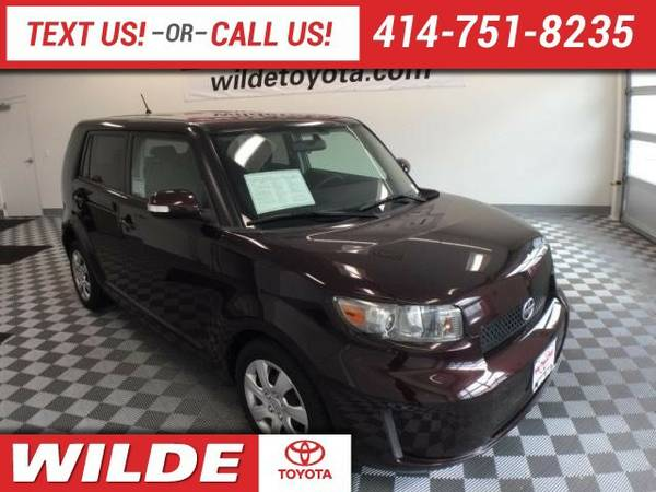 2010 Scion xB 5dr Wgn Auto (Natl) Wagon xB Scion