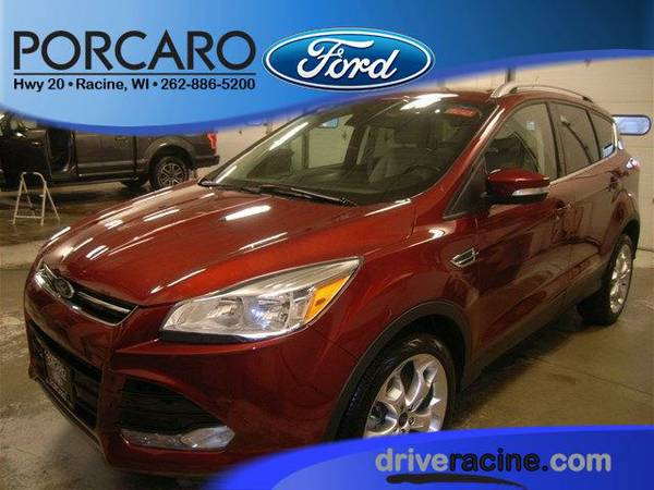 2016 *Ford Escape* Titanium -