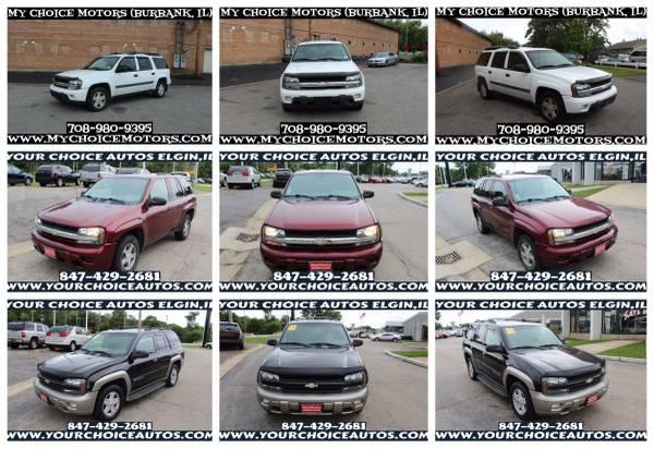 2002-2004 *CHEVROLET/CHEVY* *TRAILBLAZER* LS-LTZ-EXT LT 4WD SUV 102108