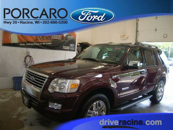 2006 *Ford Explorer* Limited 4.6L -