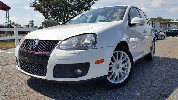 2007 *Volkswagen* *GTI* Base 4dr Hatchback (2L I4 6A) Everyone Welcome