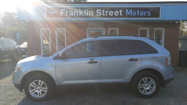2008 FORD EDGE SE! LOW MILES! BAD CREDIT OK! $499 DOWN!