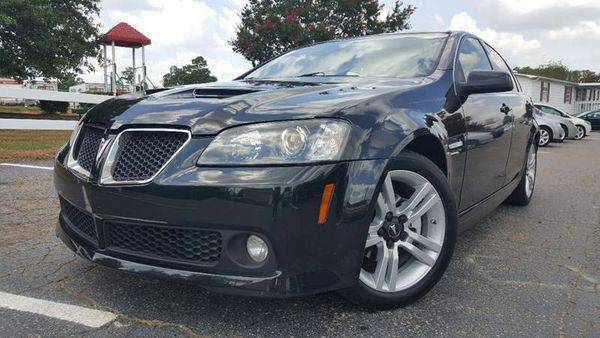 2008 *Pontiac* *G8* Base 4dr Sedan Everyone Welcome !!!