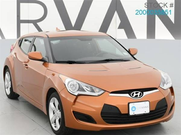 2013 Hyundai Veloster Coupe