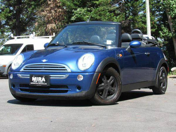 2007 *MINI* *Cooper* Base 2dr Convertible 🔥DOWN PAYMENT AS LOW