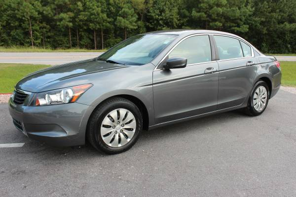 2010 Honda Accord Sedan 52K Leather 2.4L Clean Carfax!