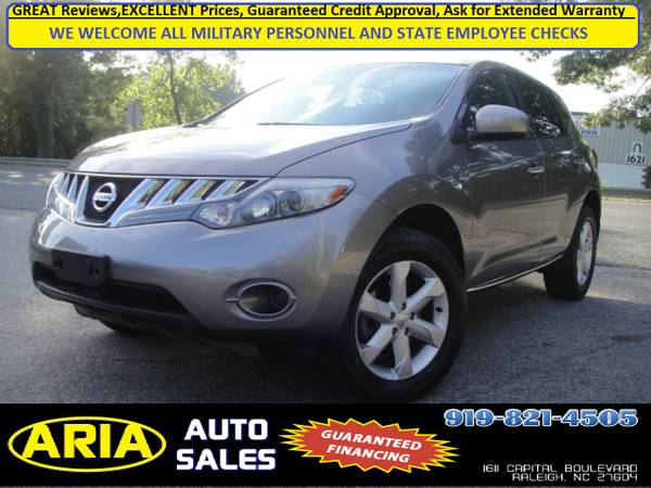 2010 NISSAN MURANO *125K MILES* WE FINANCE AS LOW AS $1000 DOWN*