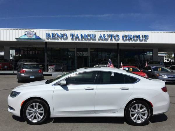 2015 Chrysler 200 Series Limited