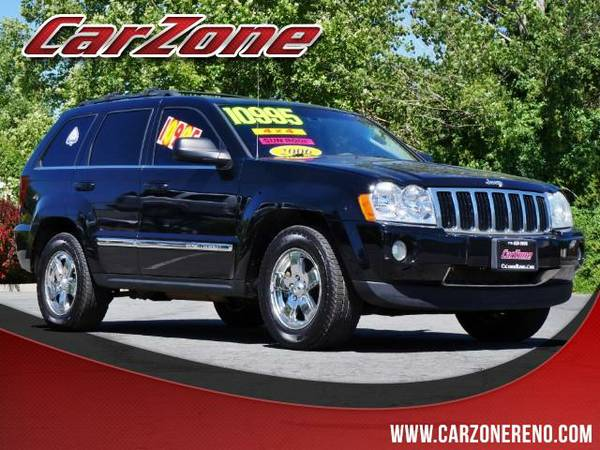 2006 Jeep Grand Cherokee Black FANTASTIC DEAL!