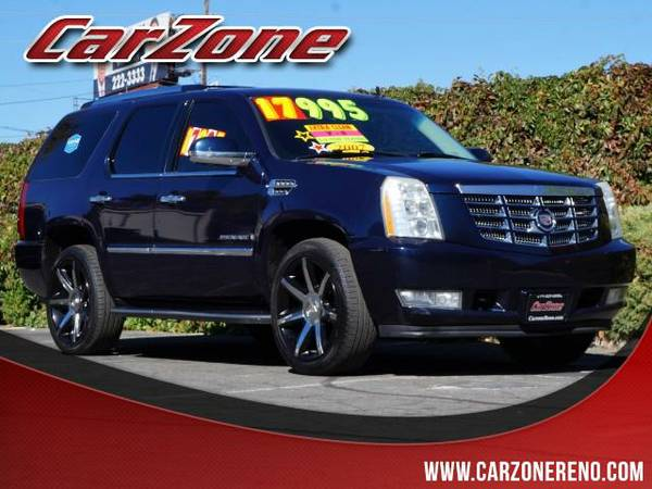 2007 Cadillac Escalade Dark Blue Sweet deal*SPECIAL!!!*