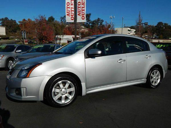 2011 *Nissan* *Sentra* 2.0 SR 4dr Sedan