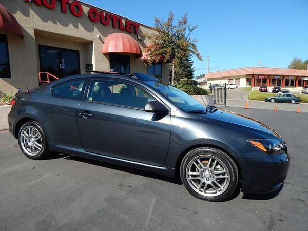 2009 *Scion* *tC* Base 2dr Hatchback 4A