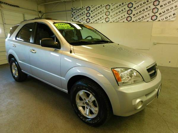 2005 Kia Sorento Silver Call Now and Save Now!
