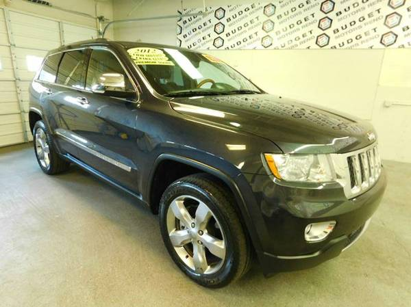 2012 Jeep Grand Cherokee Gray *BUY IT TODAY*